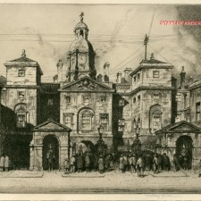 37 The Horse Guards, London 1911