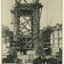 137 Cox's New Site, Pall Mall 1922