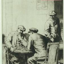 166 The Chess-Players 1925