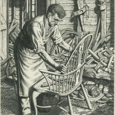 241 The Chairmaker 1944