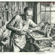 254 The Violin Maker 1948